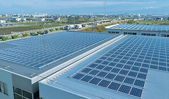 太陽光発電 株式会社セブンワンツリーズ